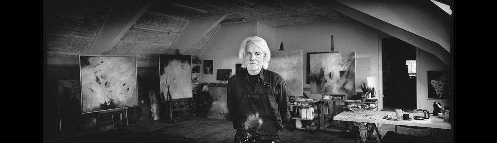 Beeldend kunstenaar Jan Aanstoot